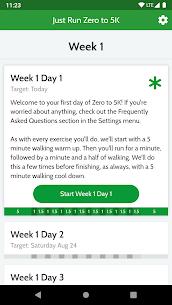 Just Run: Zero to 5K (and more!) 1