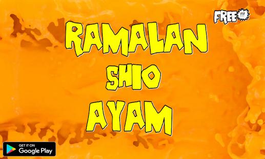 Ramalan Shio Ayam - náhled