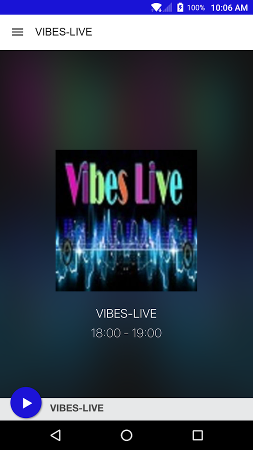 VIBES-LIVE- screenshot