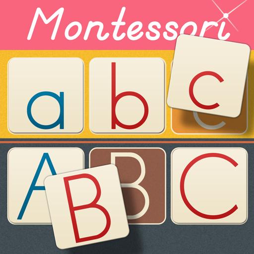 ABC Alphabet -Montessori Language for Preschoolers