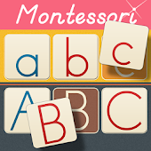ABC Alphabet -Montessori Language for Preschoolers
