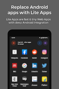 Hermit • Lite Apps Browser Apk Latest Version Download For Android 1