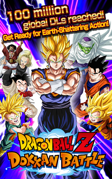 DRAGON BALL Z DOKKAN BATTLE v3.1.1 [Mods]