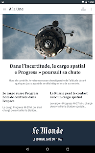 [Download Le Monde, l'info en continu for PC] Screenshot 15