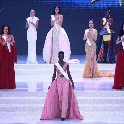Tanzanian beauty queen accuses Kenyan counterpart of