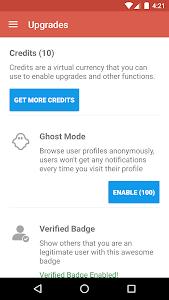 Dating App screenshot 2