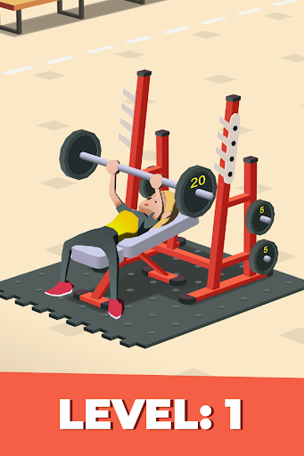 Idle Fitness Gym Tycoon - Workout Simulator Game 1.5.1 screenshots 1