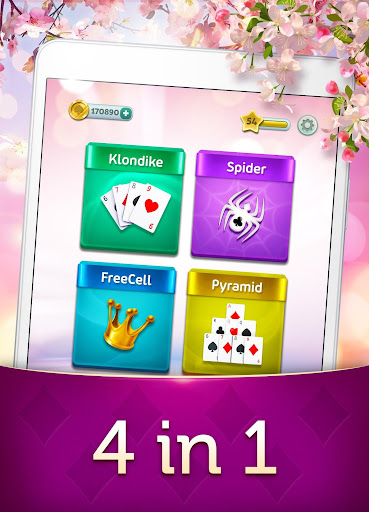 Magic Solitaire - Card Game modavailable screenshots 10
