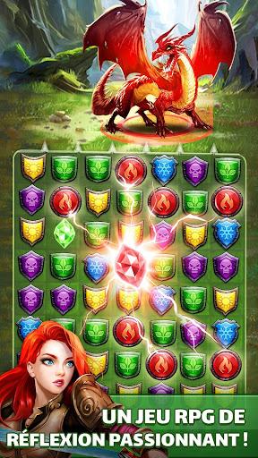 Code Triche Empires & Puzzles: Epic Match 3 APK MOD (Astuce) screenshots 1