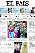 Photo: El fin de la crisis se retrasa a 2016, la tragedia de Bangladesh salpica a Occidente y Obama busca pruebas de armas químicas antes de actuar en Siria, en nuestra portada del sábado 27 de abril http://ep00.epimg.net/descargables/2013/04/27/0a55e8732dd2b91bec7fa4bd1ab0b667.jpg