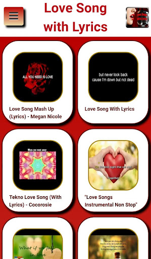 Songs Of Love With Lyrics Apk Download 17