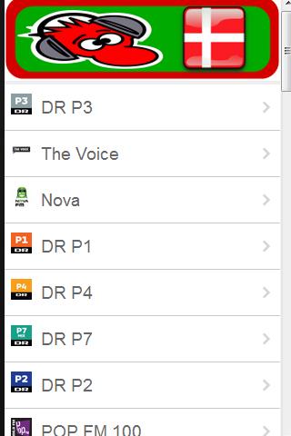 Danmark Radioer