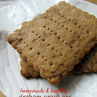 Healthy Graham Cracker
