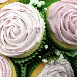 Lavender Frosting.