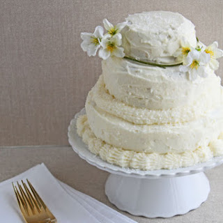 Wedding Cake for two.