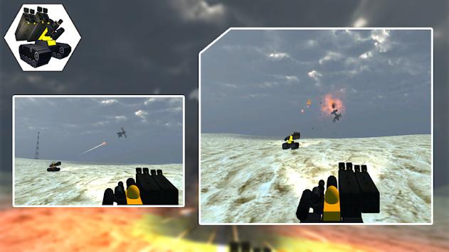 Tank Shooting Battle Force - Armored Warfare apk screenshot