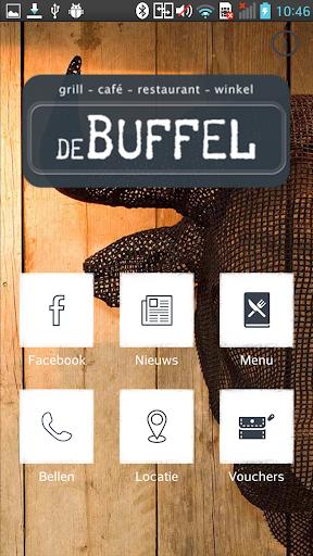 Grill Cafe de Buffel