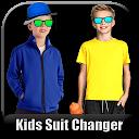 Kids Suit Changer-Kids Fashion APK