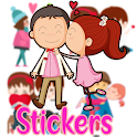 Lovers Sticker For WhatsApp icon