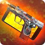 Weapons Skins Shoot Simulator Icon