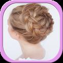Braid Hairstyles Tutorial icon