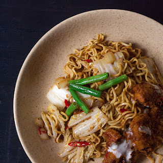 Latcho Drom & Indian Fried Noodles