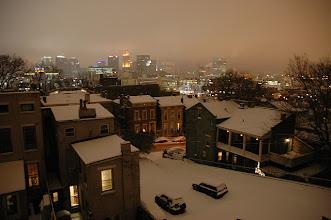 Photo: First Snow