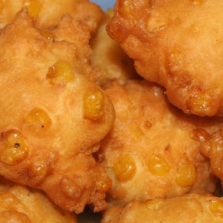 Whole Kernel Corn Fritters Recipes