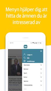 ÖN Nyheter for PC-Windows 7,8,10 and Mac apk screenshot 5