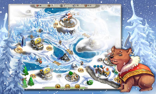 Viking Saga 1: The Cursed Ring screenshot 2