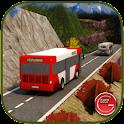 Hill-side Tourist Bus Driver icon