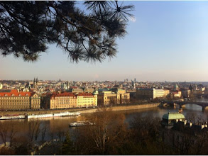 Photo: Hanavsky Pavilon. View From Hanavsky Pavilon.  Amazing view from the pavilion overlooks over Charles bridge, the whole old town and a bit of the Lesser town. Excellent spot for photographers!