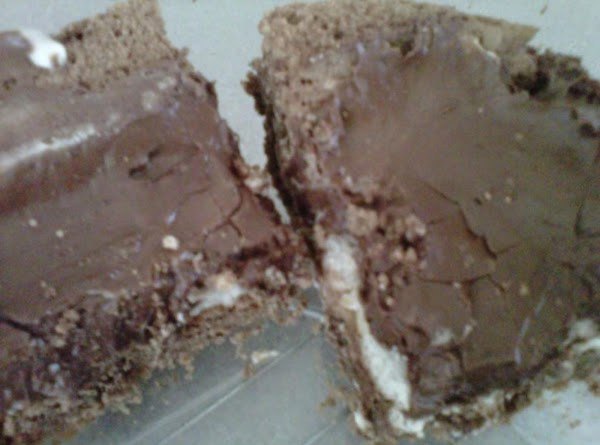Old Time Fudge Brownies Recipe