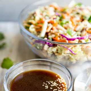 Sweet Asian Salad Dressing Recipes.