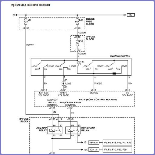 Wiring Circuit Diagram