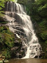 Photo: Eastatoe Falls - Rosman, NC -  5/10  ~ http://WeddingWoman.net ~