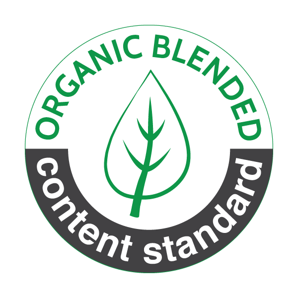 logo Organic Blended