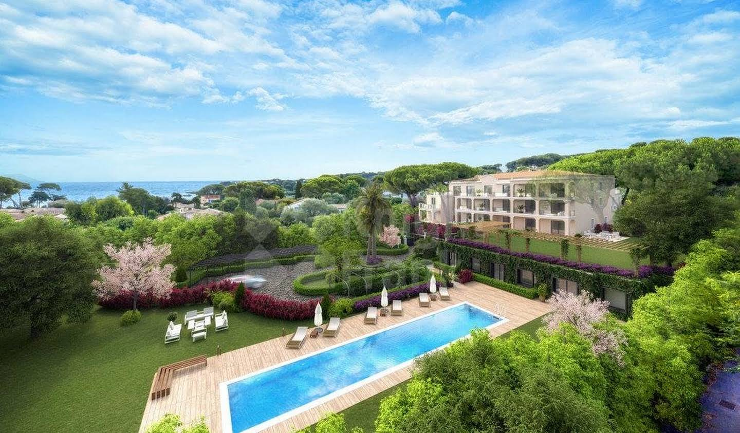 Apartment with terrace Cap d'Antibes