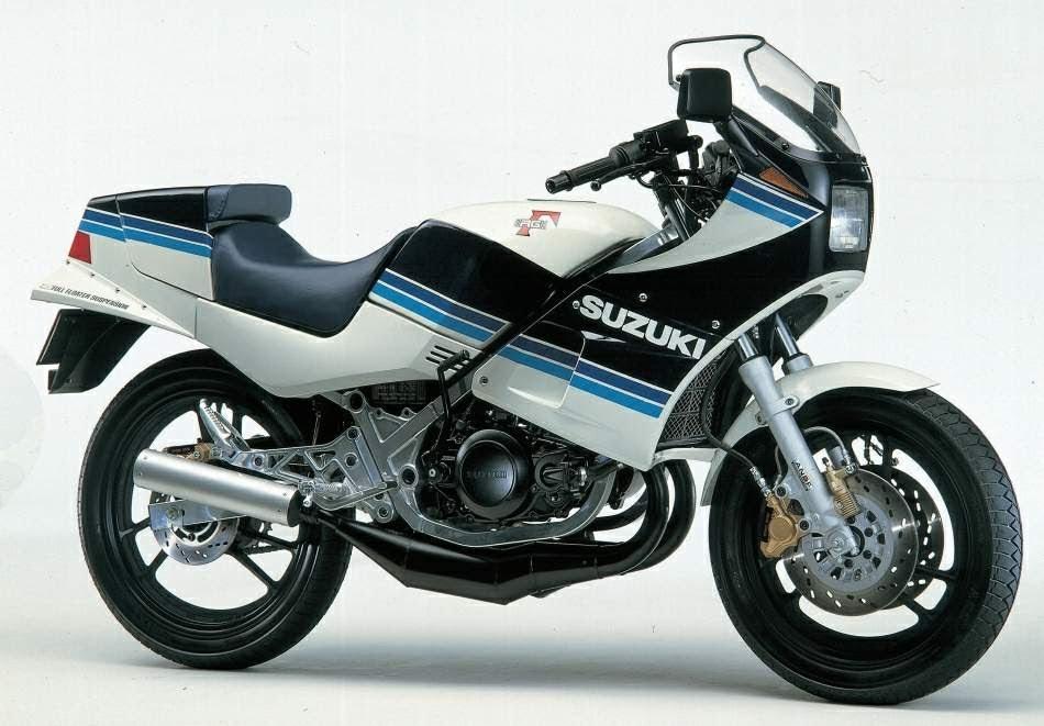suzuki RGV 250 Gamma-manual-taller-despiece-mecanica