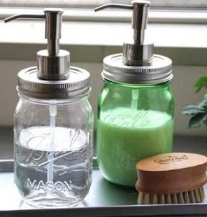 DIY Mason Jar Craft Myšlenky - náhled