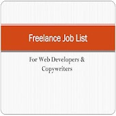 Freelance Job Site List