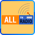 All FM Radio icon