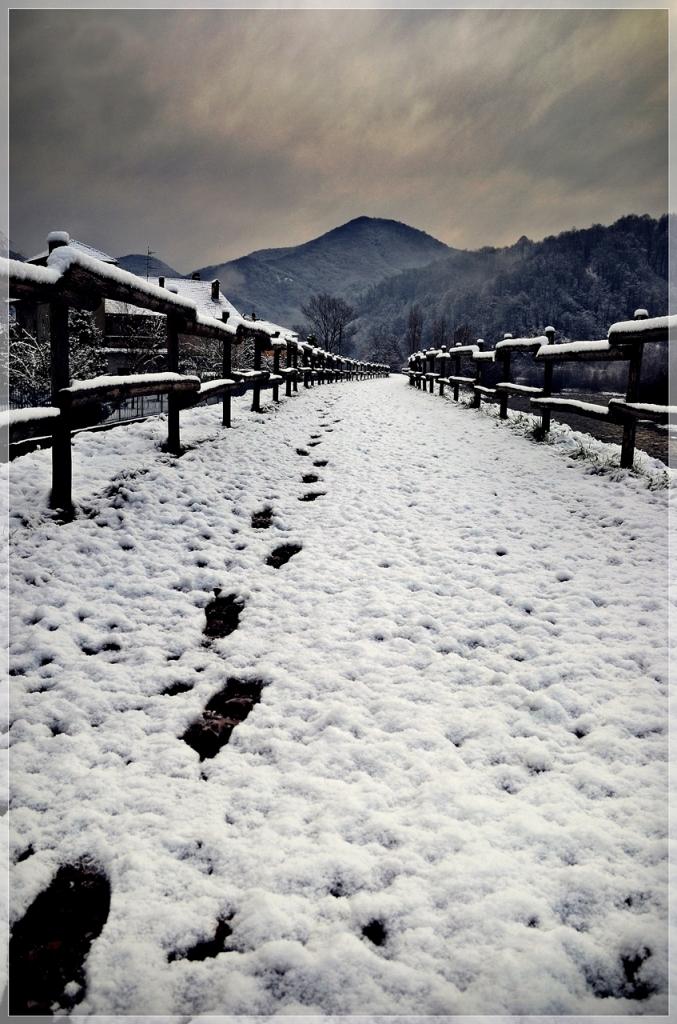 Ricordi nella neve di KikkaFlame