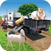 Animal Cargo Delivery Truck