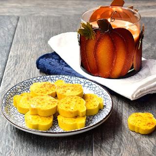 Paleo Pumpkin Jello Bites