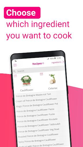 Magic Fridge: Easy recipe idea and anti-waste 4.2.3 screenshots 4