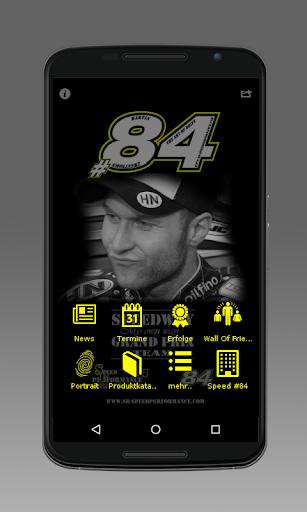 Speed 84