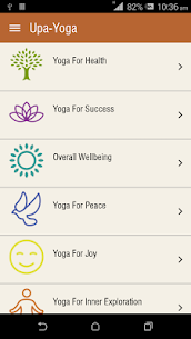 Yoga tools from Sadhguru App Latest Version  Download For Android 2