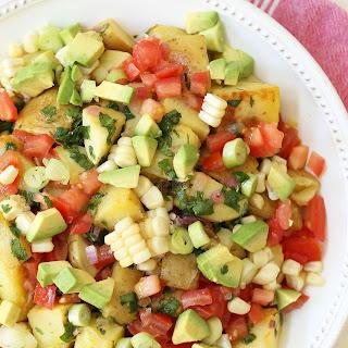 Mexican Potato Salad Corn Recipes