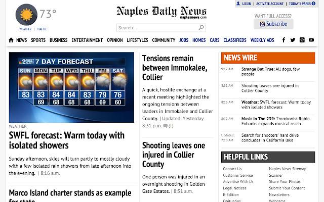 Naples Freely News